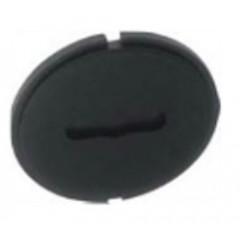 Вставка под сув.кл. Blindate PB06 пластик черн.