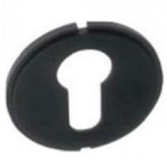 Вставка под цилиндр Blindate PB08 пластик черн.