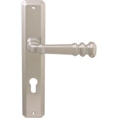 Дверная ручка на планке Forme 159/Atlas RAT Cyl Atlas Матовый хром