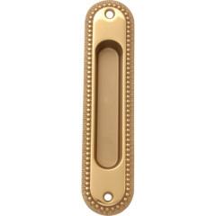 Ручка для раздвижных дверей Melodia 830 Полированная латунь