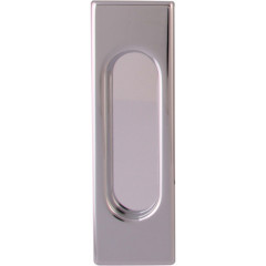 Ручка для раздвижных дверей Melodia KR01 Полированный хром
