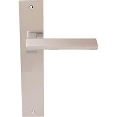Дверная ручка на планке Forme 216/Asti Pass Venus Полированный хром