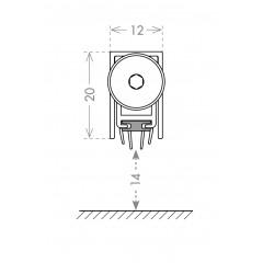 Автоматический порог EASY TREND ASTD A1/730
