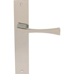 Дверная ручка на планке Forme 213/Asti Pass Artemide Полированный хром