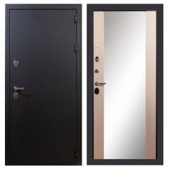 Лекс 2 Рим с зеркалом Дуб беленый (панель №45)