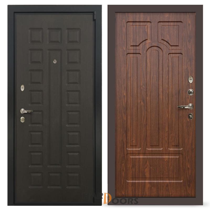 Входные двери Лекс 4А Неаполь Mottura Береза мореная (панель №26)