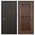 Входные двери Лекс 4А Неаполь Mottura Винорит Голден патина черная (панель №33)