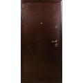 Входные двери  ЛЕКС  Лекс 5А Цезарь Графит софт Квадро (панель №72) Фото 2