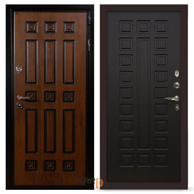 Входные двери Лекс Гладиатор 3К Винорит Венге (панель №21)