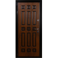 Входные двери  ЛЕКС  Лекс Гладиатор 3К Винорит Венге (панель №21) Фото 3