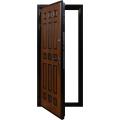 Входные двери  ЛЕКС  Лекс Гладиатор 3К Винорит Венге (панель №21) Фото 2