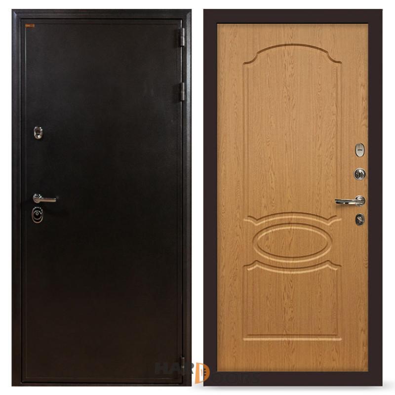Входные двери Лекс Колизей Дуб натуральный (панель №15)