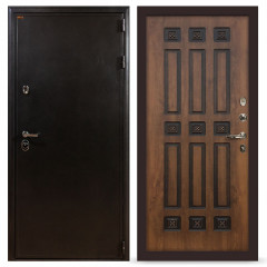 Лекс Колизей Винорит Голден патина черная (панель №33)