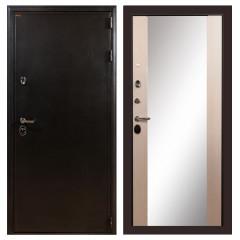 Лекс Колизей Стиль с Зеркалом Дуб беленый (панель №45)