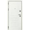 ЛЕКС модель Легион 3К Шагрень белая / Эмаль Белая (панель №55)