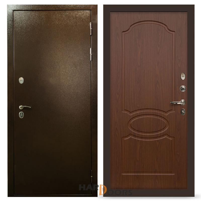 Входные двери Лекс Термо Сибирь 3К Береза мореная (панель №12)