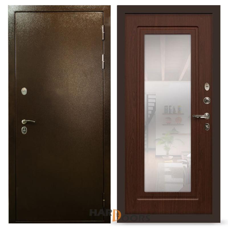 Входные двери Лекс Термо Сибирь 3К Береза мореная (панель №30)