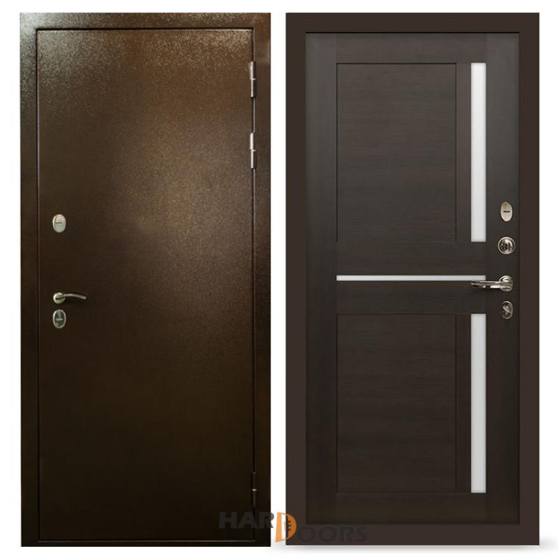 Входные двери Лекс Термо Сибирь 3К Баджио Венге (панель №50)