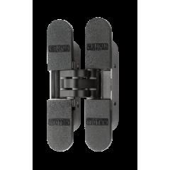 Петля скрытая 3D CEMOM Estetic 40 / A, чёрый.Нагрузка 40 кг на две петли.