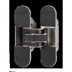 Петля скрытая 3D CEMOM Estetic 80 / A, чёрный.Нагрузка 80 кг на две петли.